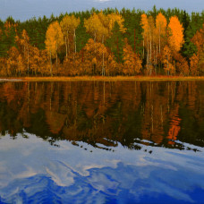 Autumn Ladoga